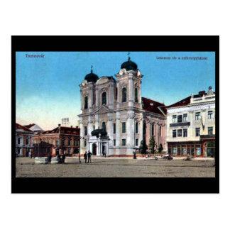Old Postcard - Timisoara, Romania