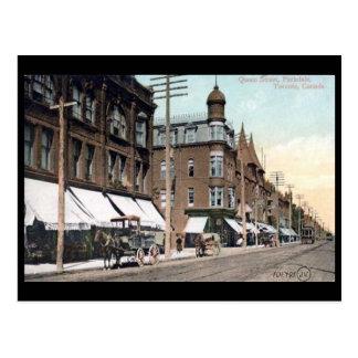 Old Postcard - Toronto, Ontario, Canada