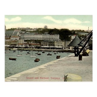 Old Postcard - Torquay, Devon