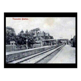 Old Postcard - Towcester, Northamptonshire