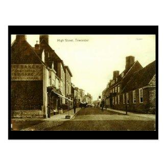 Old Postcard - Towcester, Northants