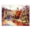 Old Postcard - Warwick, England