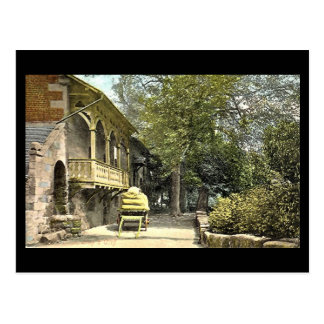 Old Postcard, Warwick, Guy's Cliff Mill Postcard
