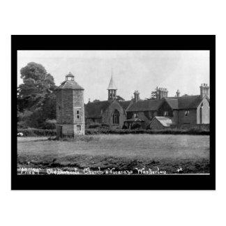 Old Postcard, Wasperton, Warwickshire Postcard