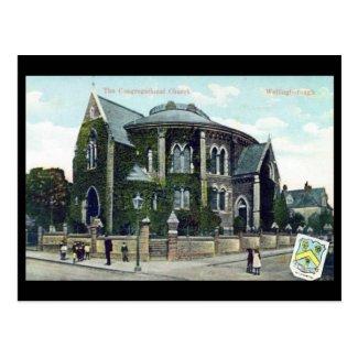 Old Postcard - Wellingborough, Northants