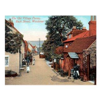 Old Postcard - Wendover, Buckinghamshire