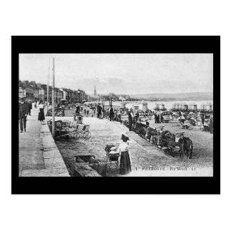 Old Postcard - Weymouth, Dorset