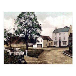 Old Postcard - Wilmcote, Warwickshire