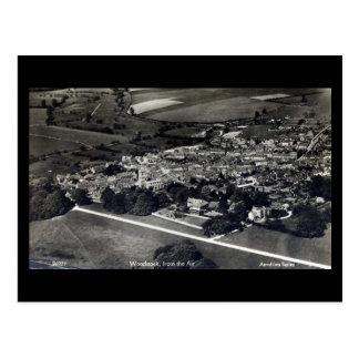 Old Postcard - Woodstock, Oxfordshire