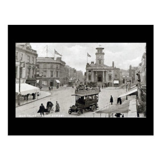 Old Postcard, Worthing, South Street