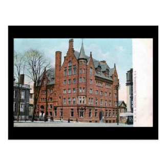 Old Postcard - YMCA, Providence RI