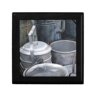 old pots and pans gift box