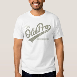 Old Pro Family (taupe) Tees