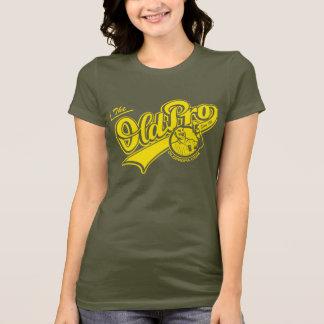 Old Pro Go Ducks! (yellow ) T-Shirt