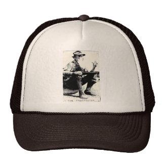 old prospector hat