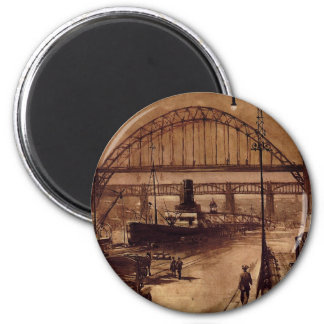 Old Quayside Magnet