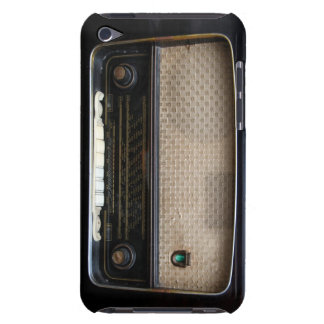 Old radio iPod Touch case