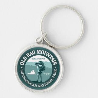 Old Rag Mountain (rd) Key Ring