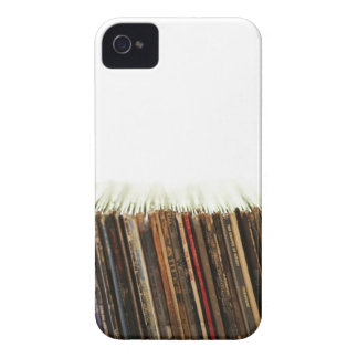 Old Records iPhone 4 Cover