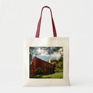 Old Red Cottage, Warwick Parish, Bermuda Tote Bag