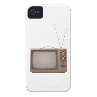 Old Retro TV Case-Mate iPhone 4 Case
