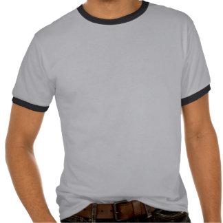Old Rocker Dude Vinyl Record T-Shirt