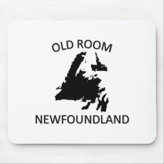 Old room mouse pad