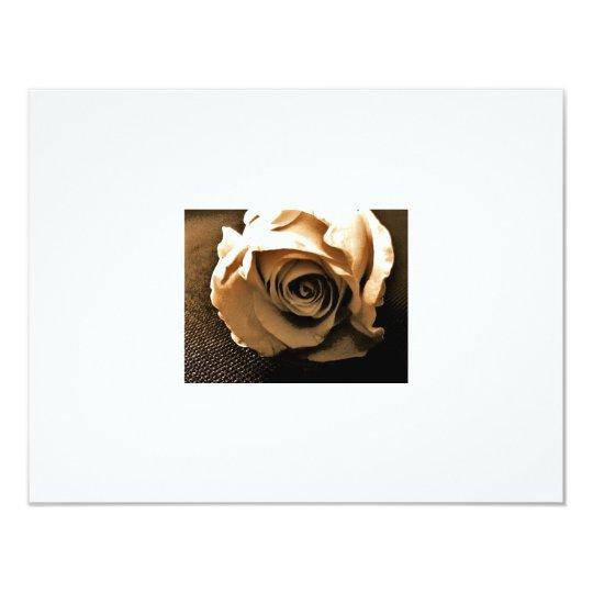 Old Rose Card