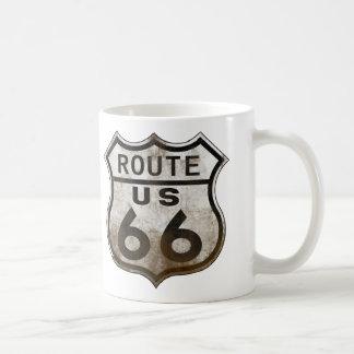 Old Route 66 Coffee Mug