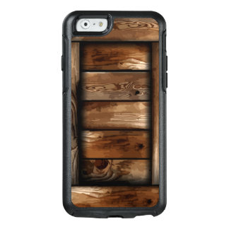 Old Ruin Wreck Wooden Box OtterBox iPhone 6/6s Case