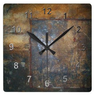 Old Rust Wall Clocks