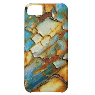 Old Rusty Background iPhone 5C Cases