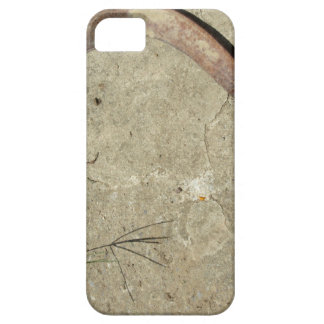 Old rusty sickle iPhone 5 cases