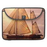 "Old Sailing Ships 15"" MacBook Sleeve MacBook Pro Sleeve"