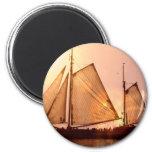 Old Sailing Ships Magnet Fridge Magnets