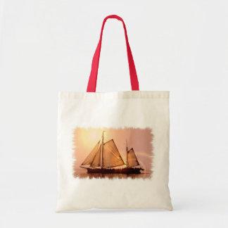 Old Sailing Ships Tote Bag