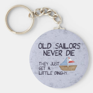 Old Sailors Key Ring