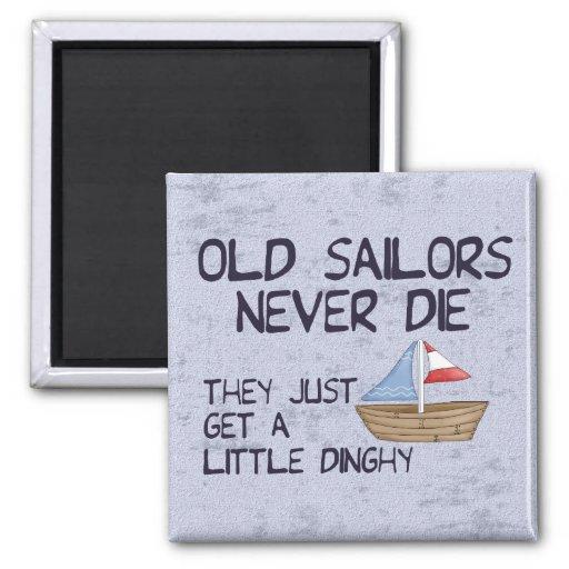 Old Sailors Fridge Magnets