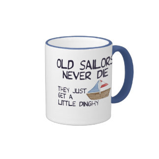 Old Sailors Coffee Mug