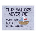 Old Sailors Postcard