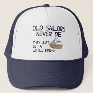 Old Sailors Trucker Hat