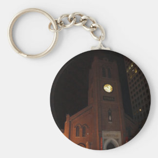 Old Saint Mary's Cathedral #2 Keychain
