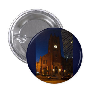 Old Saint Mary's Cathedral Pinback Button