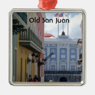 Old San Juan Christmas Ornament