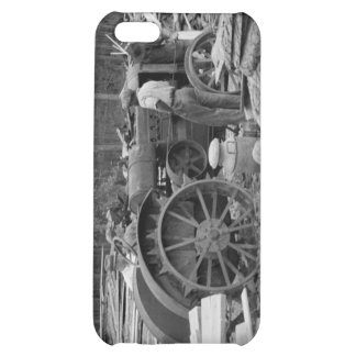 Old Sawmill Tractor, 1935 iPhone 5C Covers