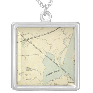 Old Saybrook Silver Plated Necklace