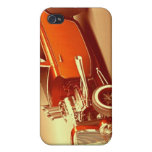 Old school 1934 Hot rod iPhone 4 Covers