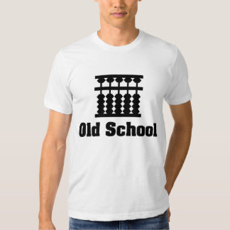 Old School Abacus Shirt
