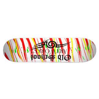 Old School Artworks Skateboard