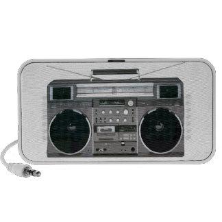 Old School Boom Box Hip Hop Speaker